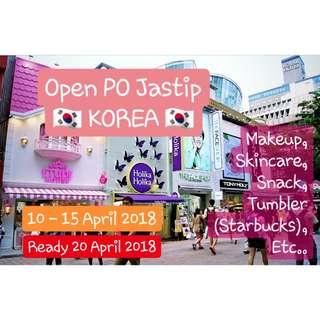 Preorder handcarry Korea