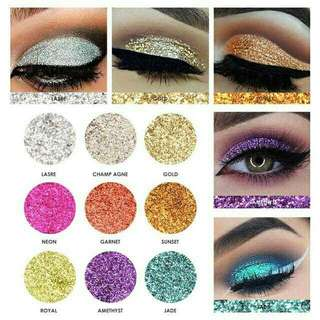 Focallure ultra glame glitter palette