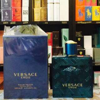 Versace Perfume Collection 1/2