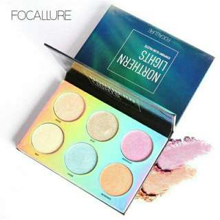 Focallure sypmphony glow palette