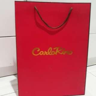 Carlo Rino Shop Bag