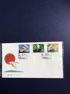 China stamp 1984 T94 B-FDC