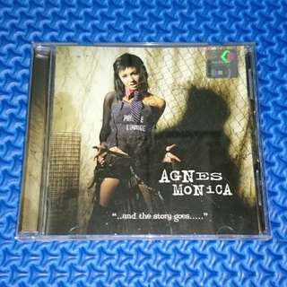 🆒 Agnes Monica - And The Story Goes [2003] Audio CD