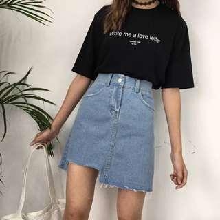 🚚 (全新現貨)極顯瘦牛仔裙(大尺碼)