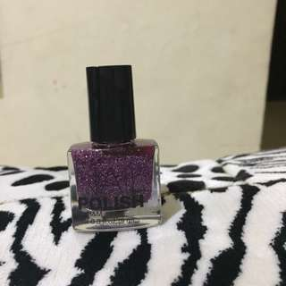 H&M Glitter Nail Polish