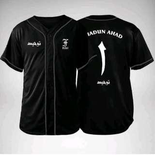Jersey/Kaos Islam/Muslim Ahadun Ahad