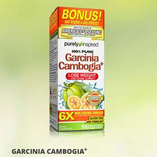 Purely Inspired, Garcinia Cambogia+, 1,600 mg, 100 Tablets