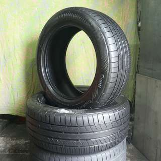 Used 235/55 R18(Sold) Continental (2pcs) 🙋‍♂️