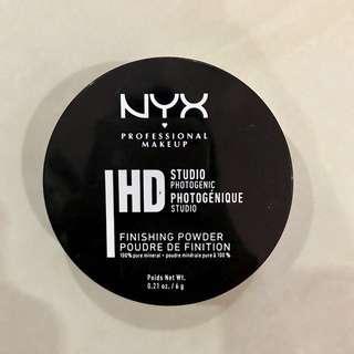 [NYX] HD Studio - Finishing Powder