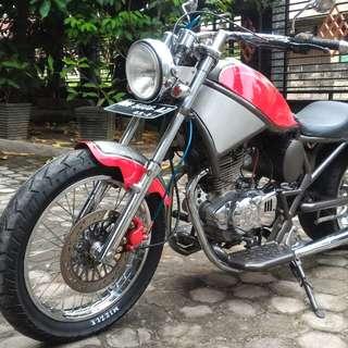 DiJual Suzuki Thunder 250cc Custom Sportster