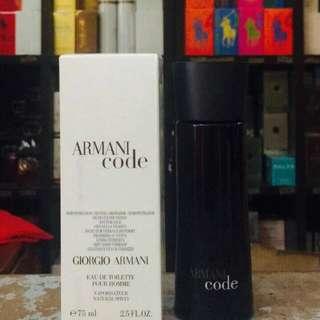 Giorgio Armani Perfume Collection