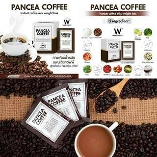 泰國直送🇹🇭瘦身PANCEA COFFEE ☕