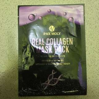 Real Collagen Mask Pack