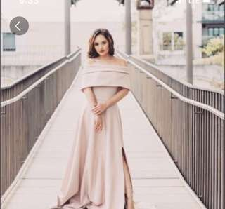 Apartment 8 Long Gown - Formal