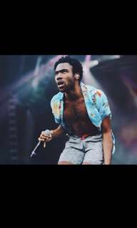 Childish Gambino @ The ACC aft. Rae Sremmund