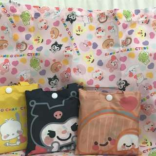 Sanrio Characters Recycle Bag