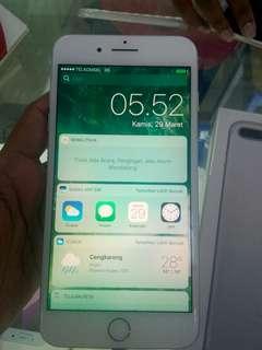 Iphone 7+ 128 Gb Inter punya,bs cicilan tanpa Cc hnaya 3Mnt