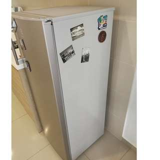 One door fridge