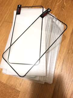 iPhone X Full Tempered Glass High Quality
