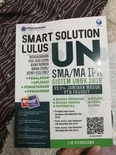SMART SOLUTION LULUS UN