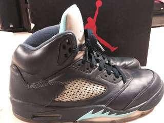 Nike Air Jordan 5 Retro 30th Anniversary (hornets)