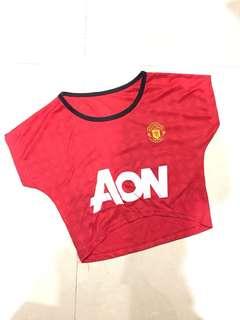 MU croptop jersey