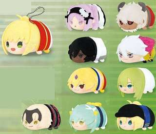 (PO)Fate/Grand Order - MochiMochi Mascot Vol 2