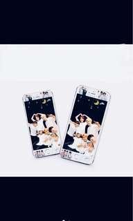 Iphone6/6s plus(BTS 保護貼)