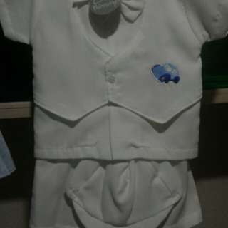 BUNDLE: Baby boy (Christening) Outfit