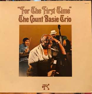 "Vinyl: Count Basie Trio ""For the First Time"""
