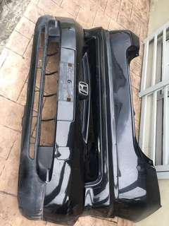 Front bumper Honda Jazz GD Type S Modulo
