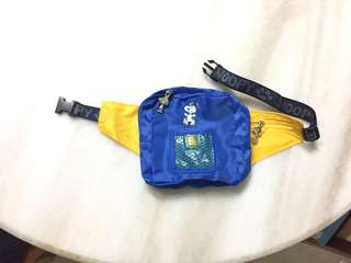 Snoopy pouch for young kids