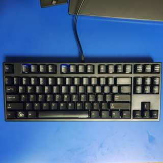Ducky DK2087 Mechanical Keyboard (Cherry MX Brown Switch)td