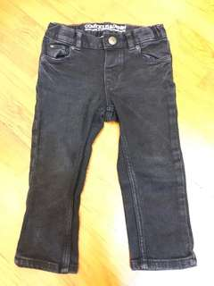 H&M Black Jeans for Girls