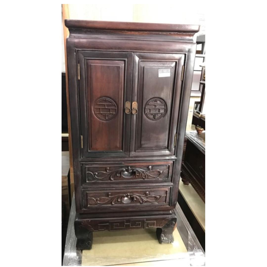 古董置物抽屜櫃/復古抽屜櫃
