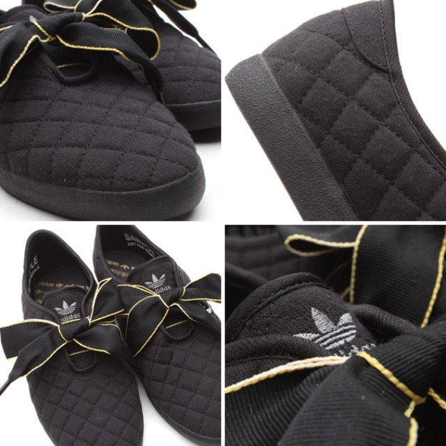 MARKDOWN! Adidas Relace Black & Gold