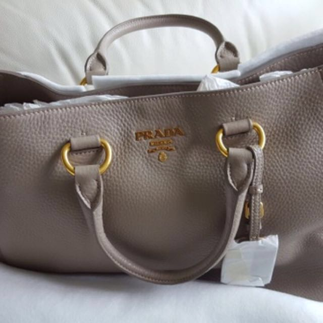 cb1b6d5ce90c AUTHENTIC Brand New Prada Leather Bag (Price Reduced) - #Easter20 ...