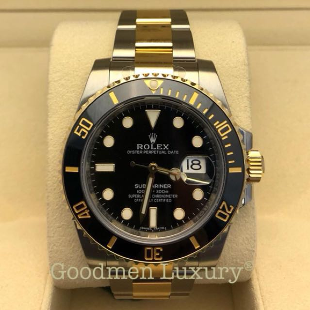 a80e0957b3f9d Brand new Rolex Submariner Date 116613LN for sale, Luxury, Watches ...