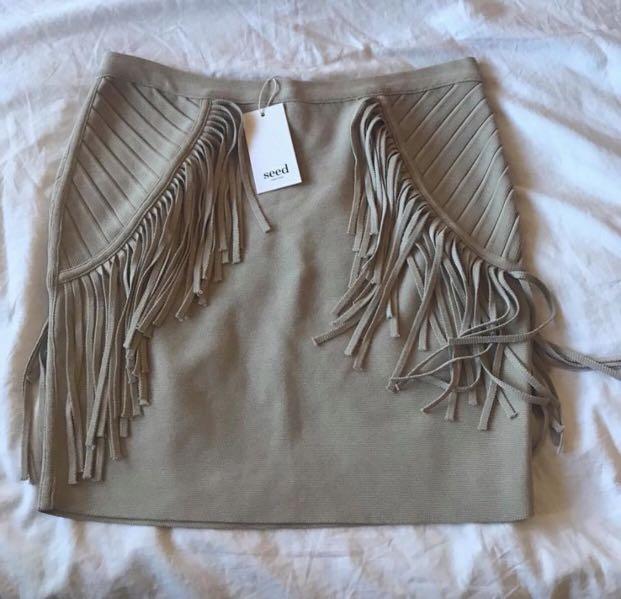 Brand new Seed skirt