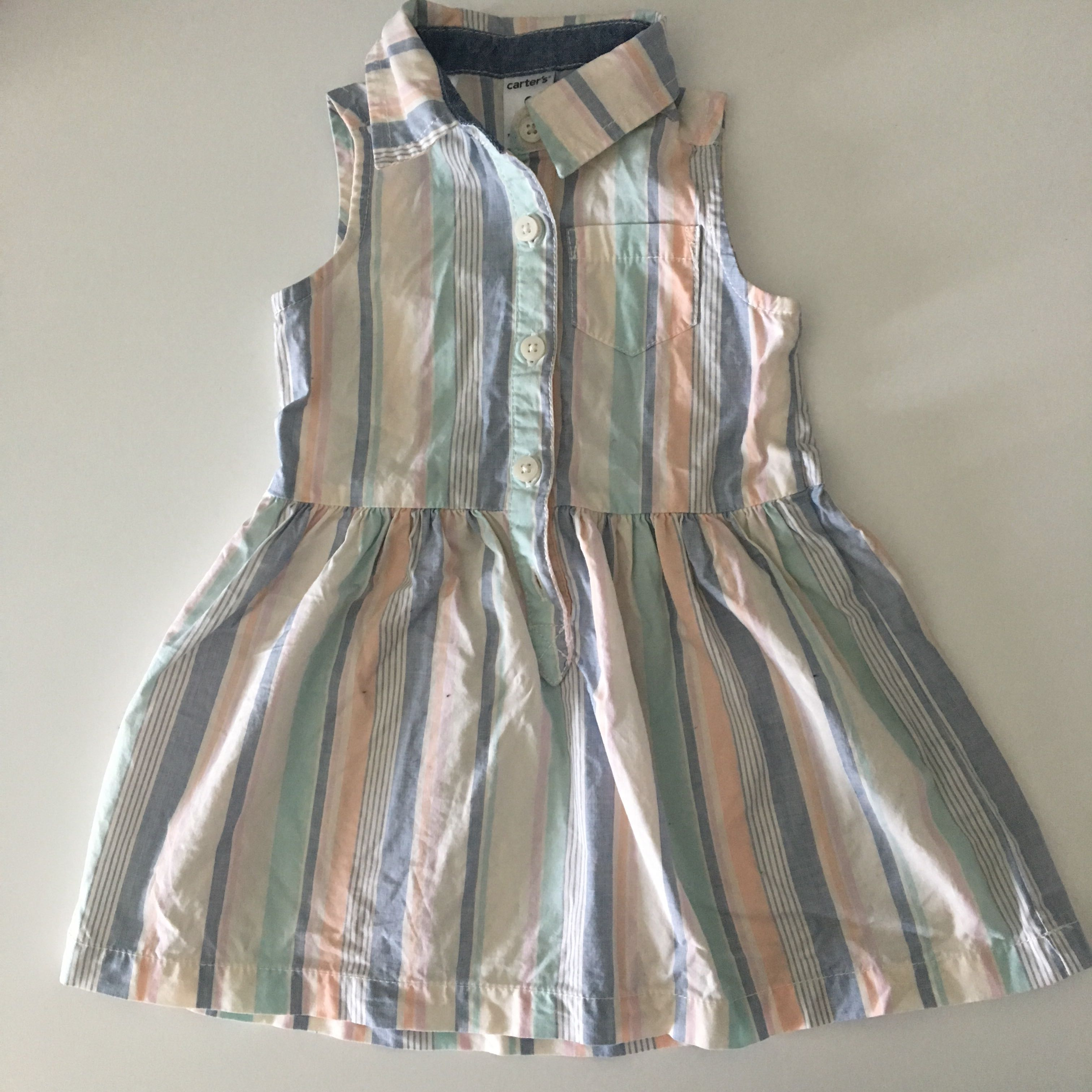 Carters baby dress on Carousell
