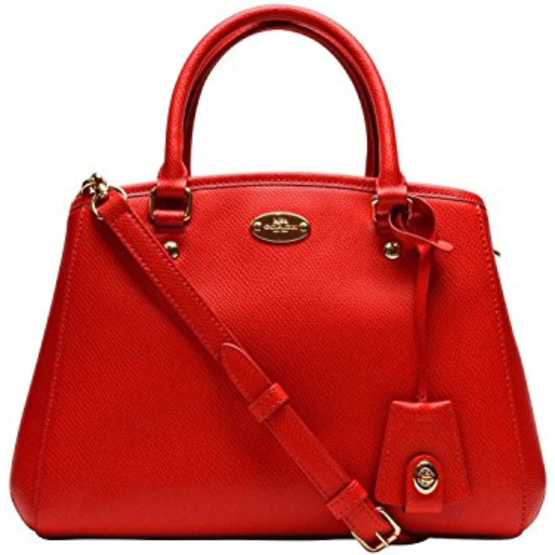 Coupon Code For Coach Margot Satchel 41a3f 85dc3 Wholesale Crossgrain Mini Carryall Crossbody Bag Womens Fashion Bags Wallets On Carousell 6f68c