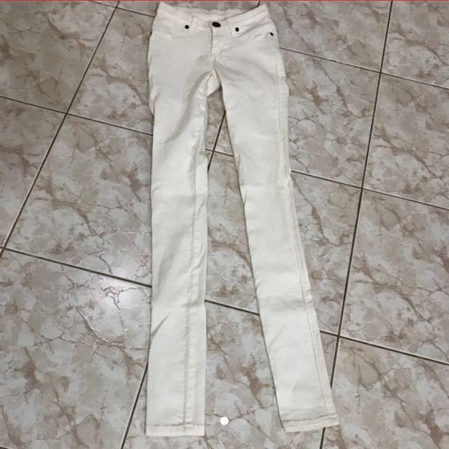 Dr Denim White Jeans Brand New