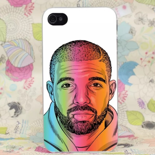 Drake iPhone X Case iPhone 8 7 6 Plus Fashion Cover Hot Singer Superstar  Hollywood iPhone Case 1