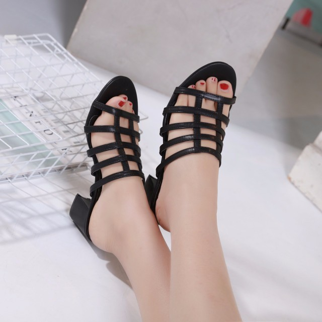 19df1c467ba HERMES Gladiator sandals