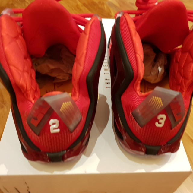 new product bbc79 8fe2c LeBron 12 Elite Basketball Shoes, Men s Fashion, Footwear on Carousell