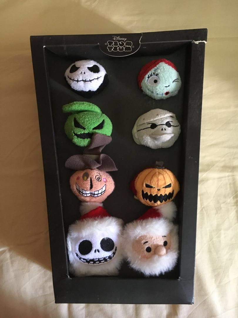 Nightmare before Christmas Tsum Tsum #easter20, Toys & Games, Bricks ...