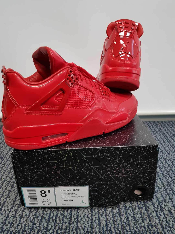 new product ecdd5 f6b2a Nike Air Jordan 11lab4, Men s Fashion, Footwear on Carousell