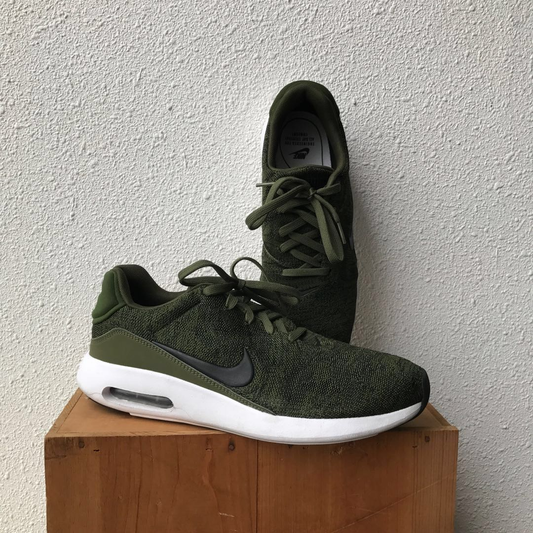 hot sale online 8850d d8c01 Nike AIR presto fly olive green , Men s Fashion, Footwear on Carousell