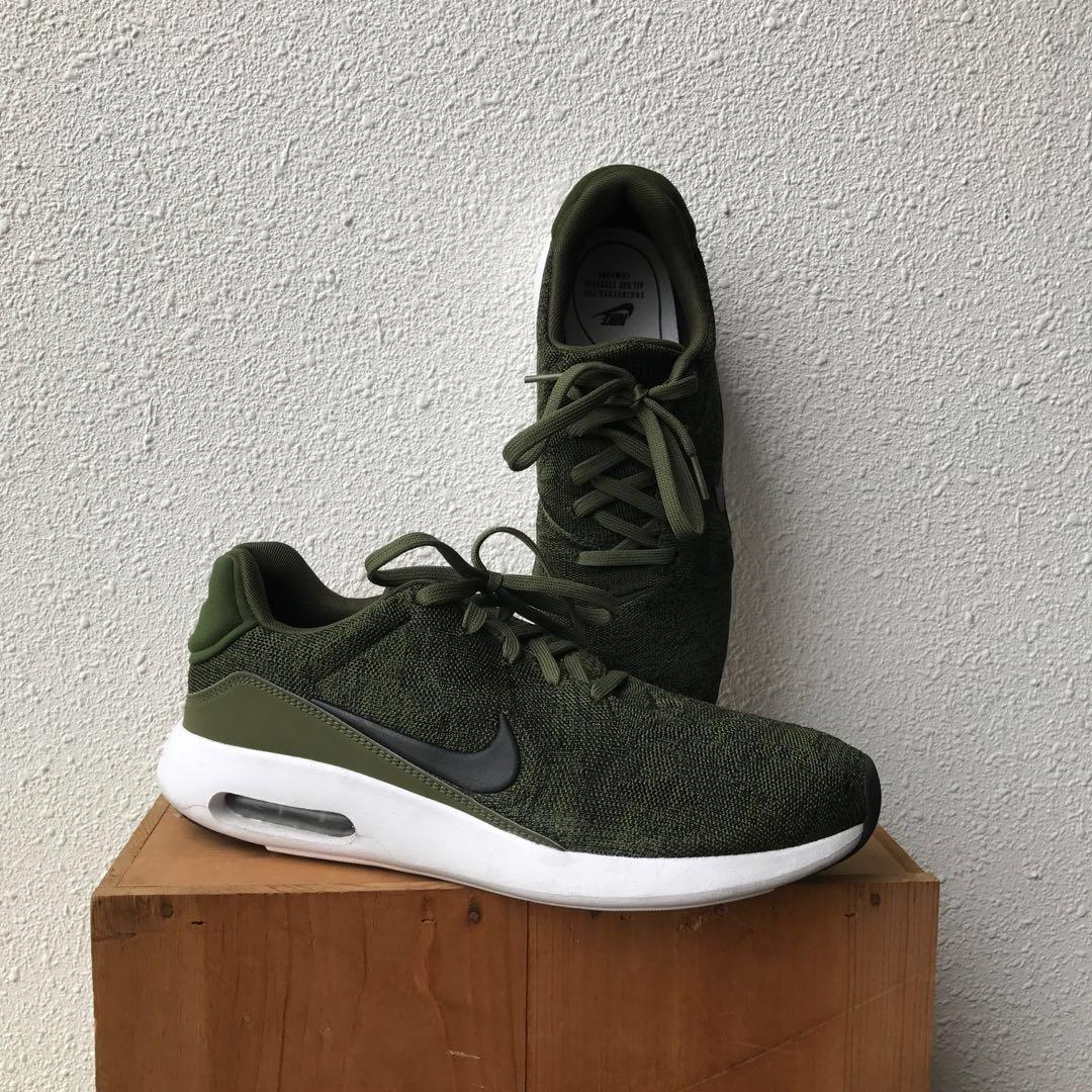 87de09edb3c9 ... australia nike air presto fly olive green mens fashion footwear on  carousell 53db9 f0749