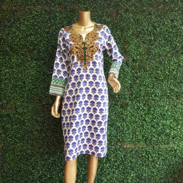 Pakistani / Indian SanaSafinaz designer shirt large size